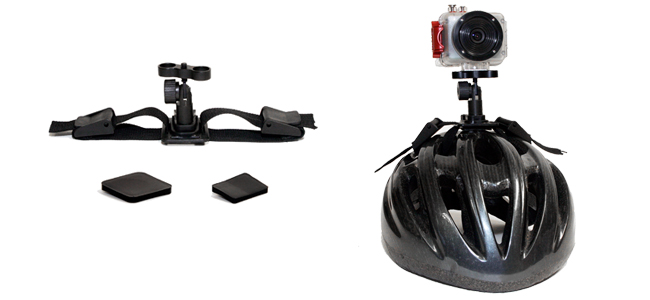 Helmhalter mit Ministativ HEL-MT3