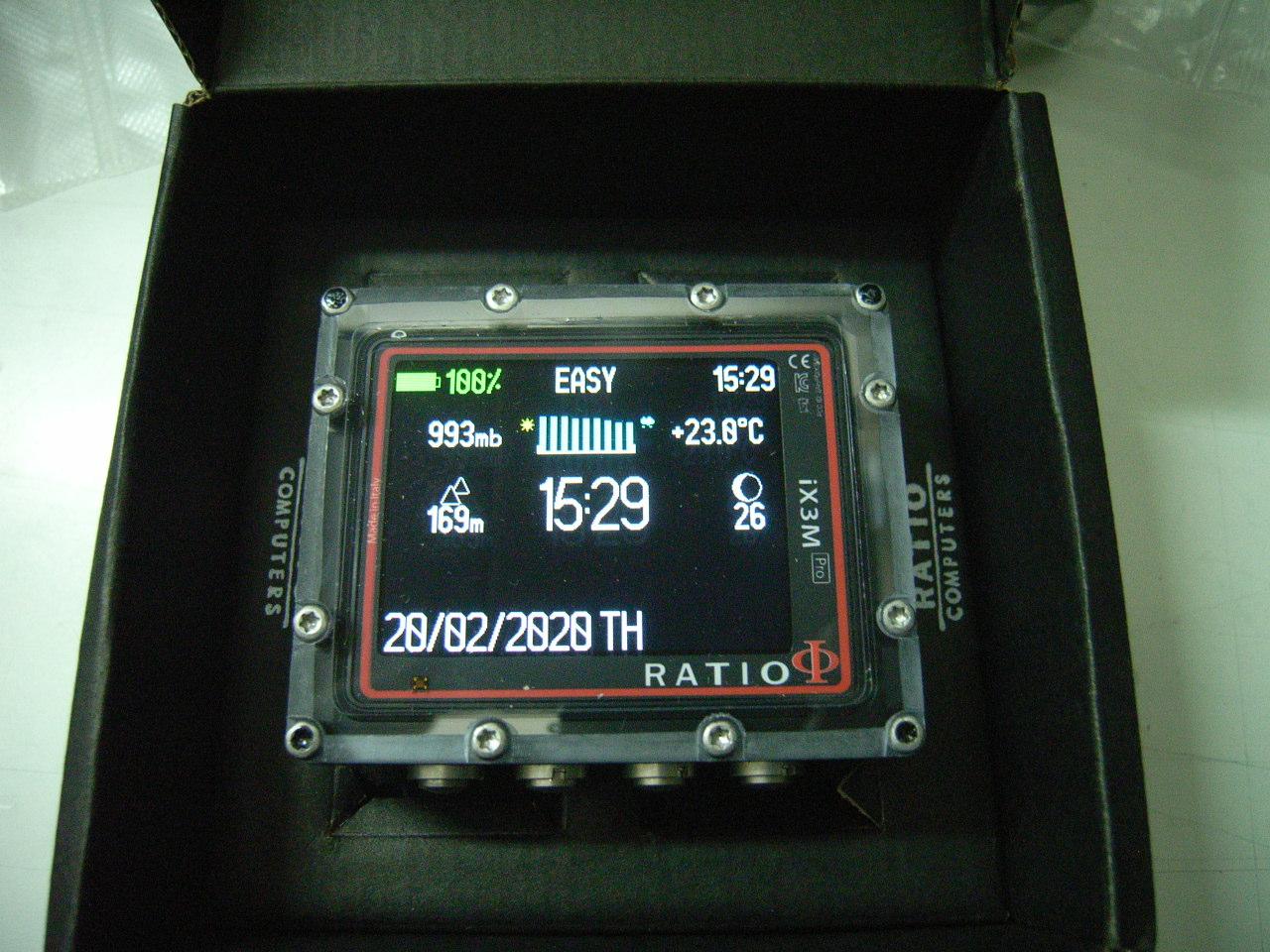Ratio IX3M Pro Easy, verschiedene Ausführungen, Sonderangebot