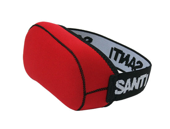 SANTI Black Mask incl.Maskenband, Abverkauf