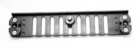 Basisplatte 25cm , Kameraschiene