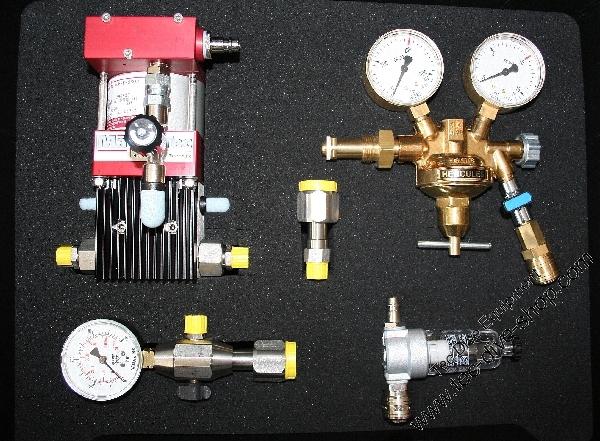 Sauerstoffbooster ROB 22 HL Kompl. Set