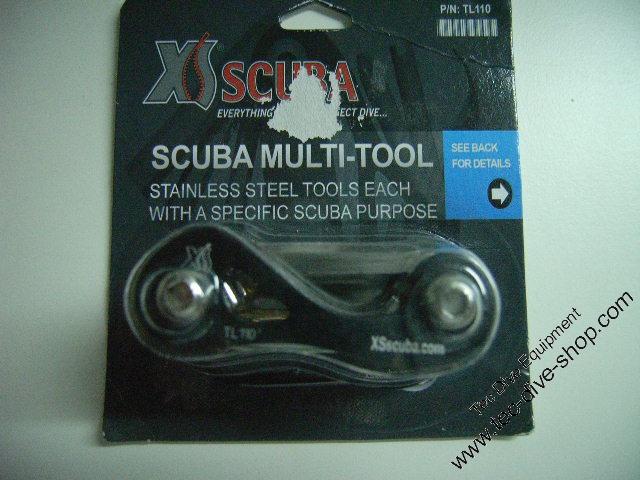 XS Scuba Multi Tool
