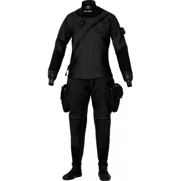 Expedition HD2 Tech Dry, Mens, Black