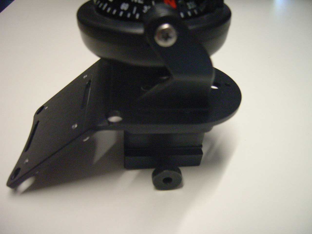 Adapter für Bonex Navi-Einheit zur Verwendung auf der Tube hinten
