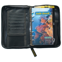 Sub-Base Logbuch Travel schwarz/silber