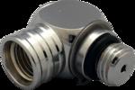 Hochdruck-Winkeladapter 90° drehbar