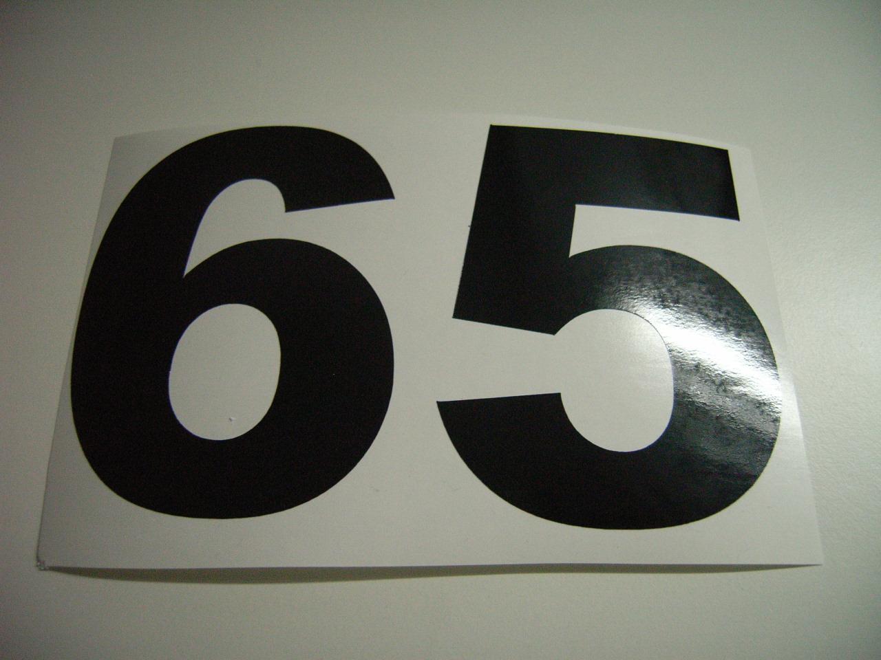 MOD Aufkleber   65