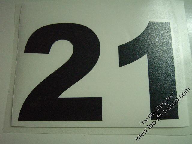 MOD Aufkleber 21