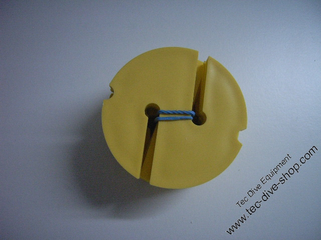 DIR ZONE Cave Marker gelb 55 mm