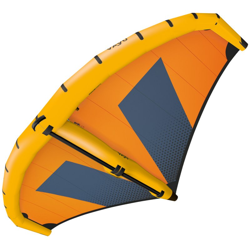 VAYU WING - Orange/Black V - 4.4m²