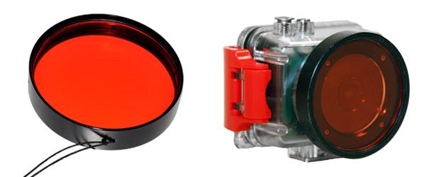 IFRED-SP1 Rotlichtfilter für Sport Pro