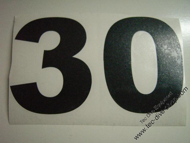 MOD Aufkleber 30