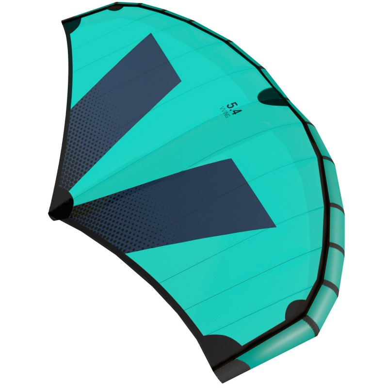 VAYU WING - Light Blue/Blue V - 5.4m²