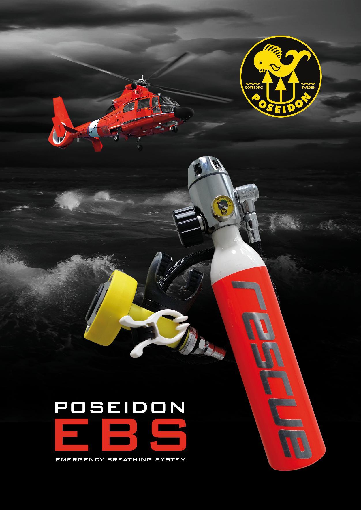 Poseidon Emergency Breathing System