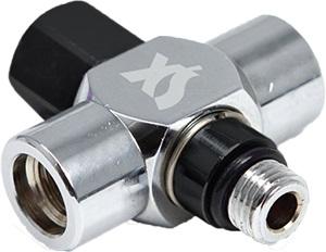 Drehbarer MD Adapter für 1. Stufe 1 auf 3 Abgänge