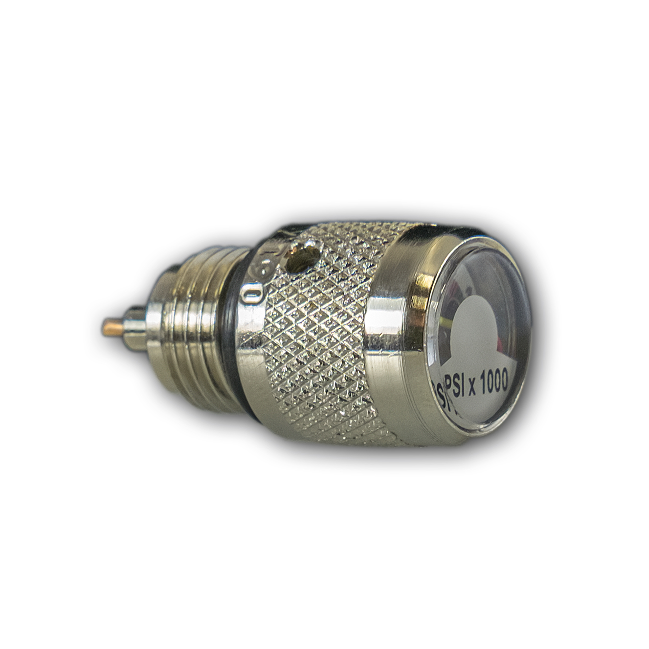 Nautec Analog-Manometer für Spare Air