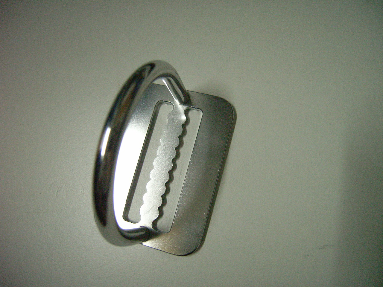 D Ring 90° V4A  NB6