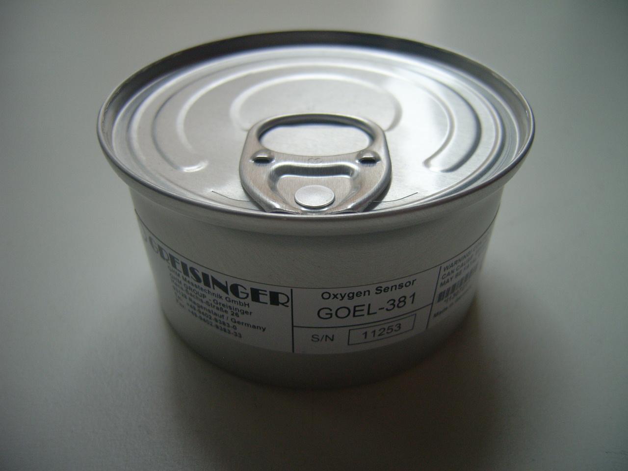 Greisinger Sauerstoff-Ersatzsensor GOEL381 u.a. für Analyser G1690