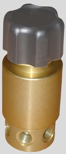 Druckminderer 0-400 / 0-350 bar