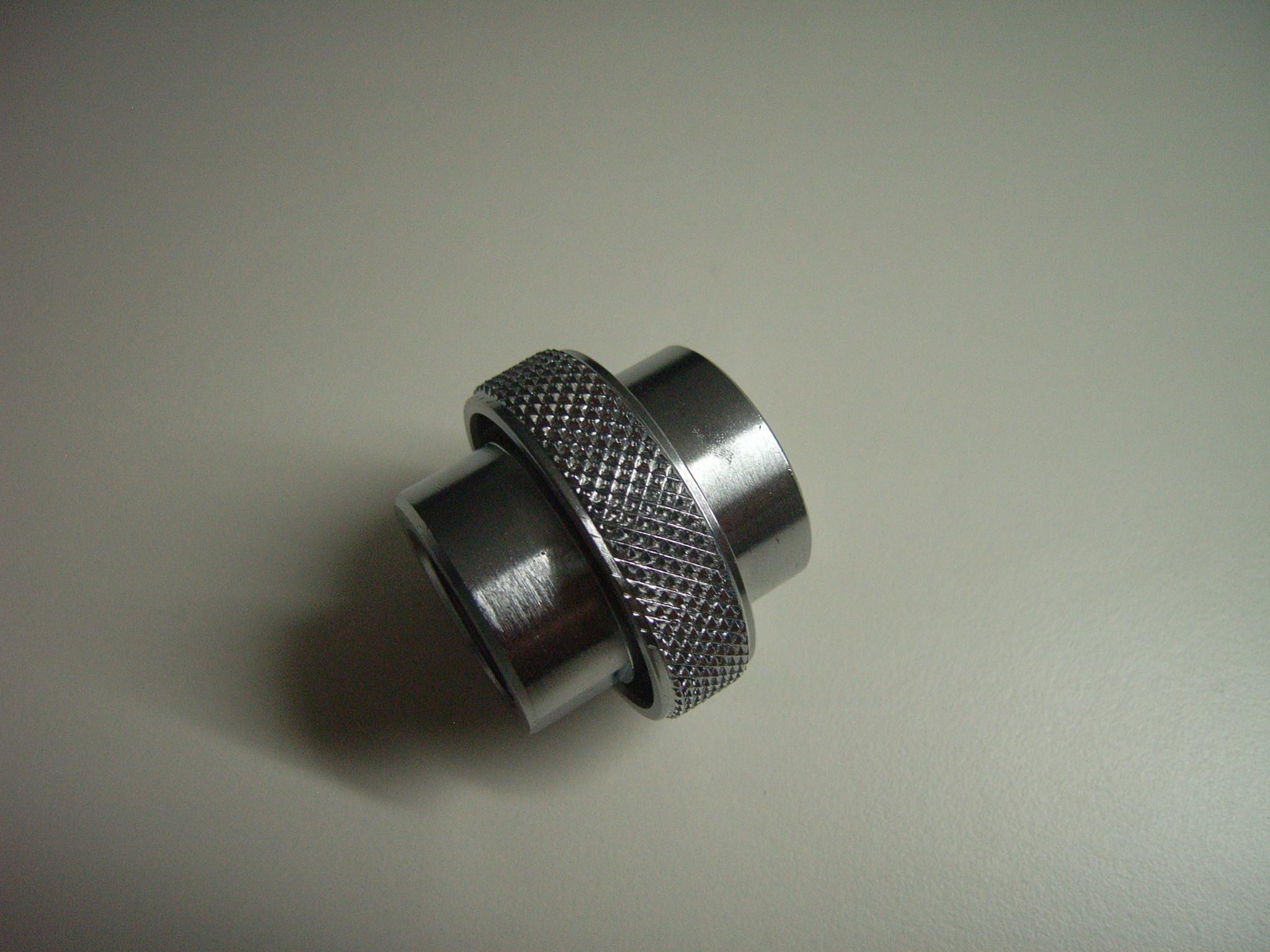 """Adapter 5/8 """"Luft IG auf Edelgas ( Argon-Helium) IG 200 bar"""