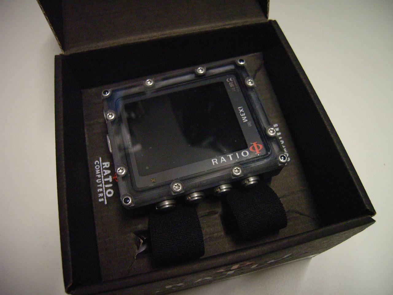 Ratio IX3M GPS Deep ( mit Gps )