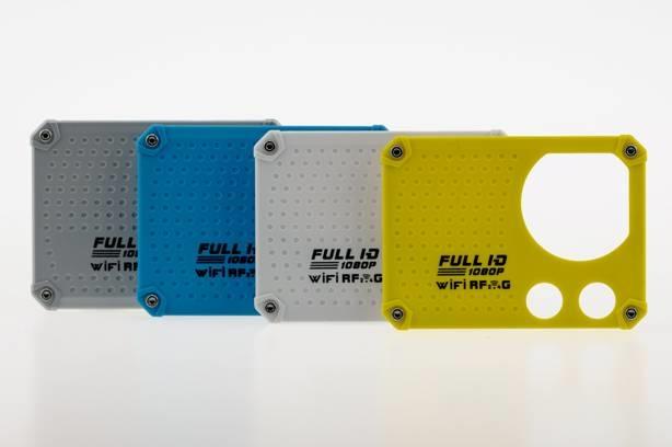 4 Farben Front Deckel für Kamera USC1080 und 4K, Abverkauf