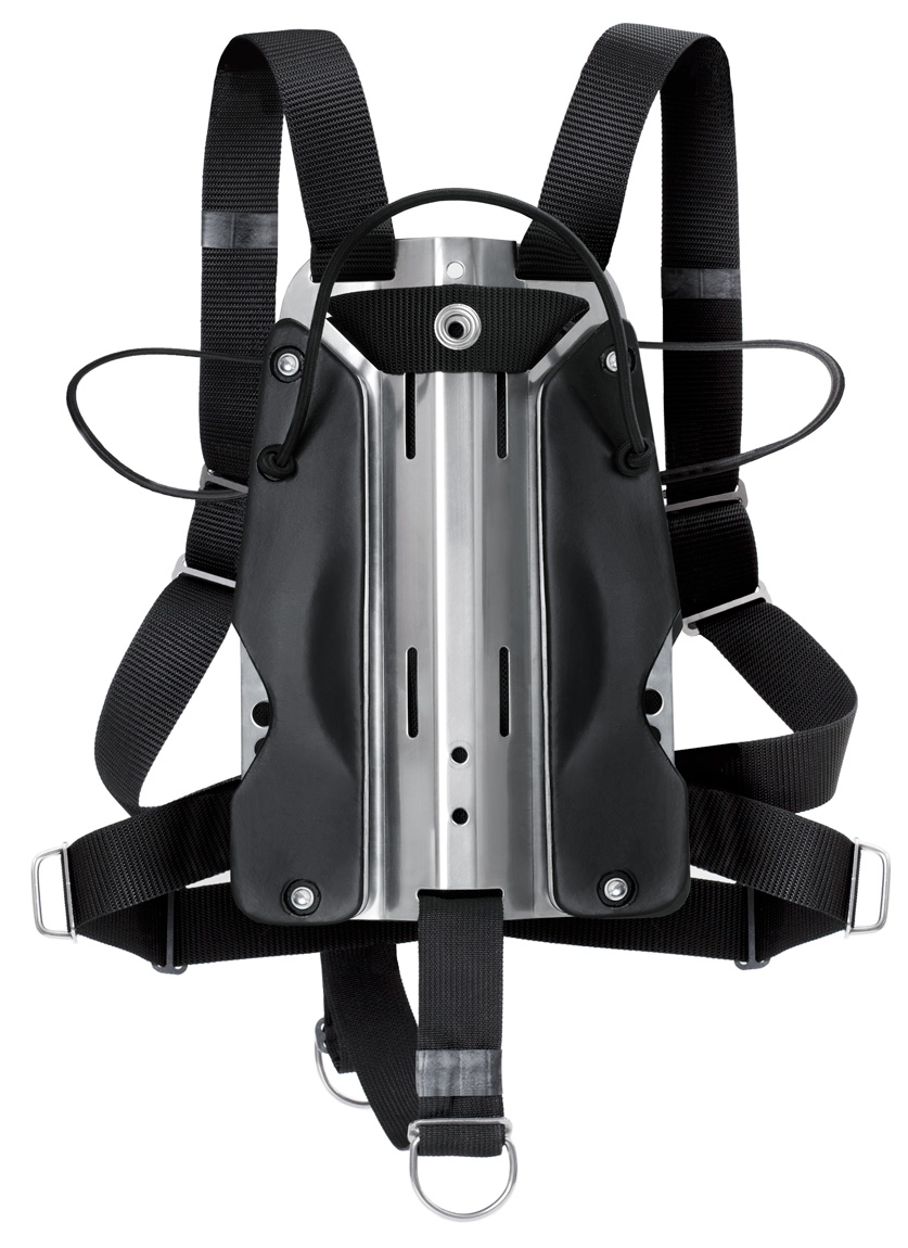 Finnsub Integrated weight 2x 4,5 kg for backplate